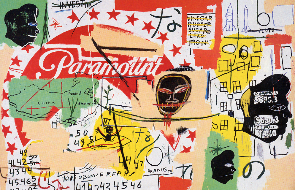 Image result for basquiat andy warhol collaboration